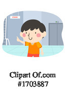 Boy Clipart #1703887 by BNP Design Studio