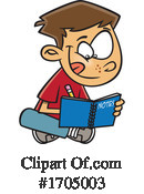 Boy Clipart #1705003 by toonaday