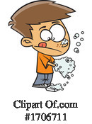Boy Clipart #1706711 by toonaday