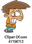 Boy Clipart #1706712 by toonaday