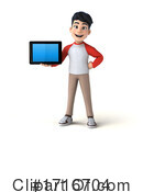 Boy Clipart #1716704 by Julos