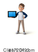 Boy Clipart #1720493 by Julos