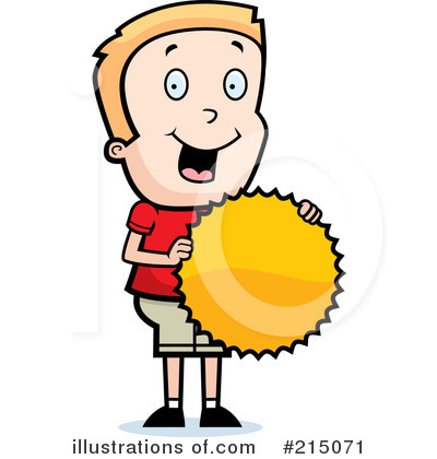 Royalty-Free (RF) Boy Clipart Illustration by Cory Thoman - Stock Sample #215071