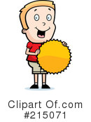 Royalty-Free (RF) boy Clipart Illustration #215071