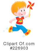 Royalty-Free (RF) boy Clipart Illustration #226903