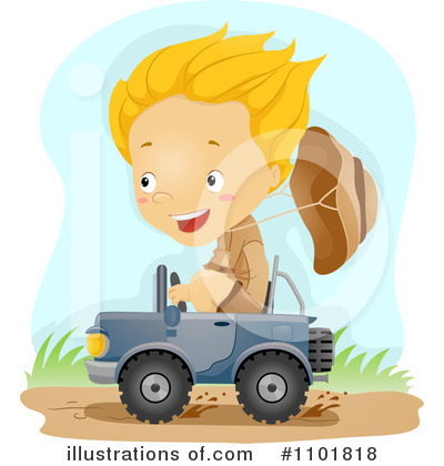 Scout Clipart #1101818 by BNP Design Studio