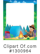 Boy Scout Clipart #1300964 by visekart