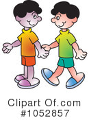 Boys Clipart #1052857 by Lal Perera