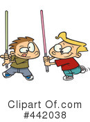 Boys Clipart #442038 by toonaday