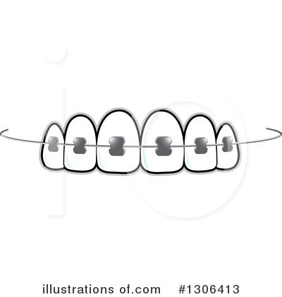 Tooth Clipart #1306413 by Lal Perera