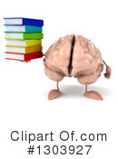Brain Character Clipart #1303927 by Julos