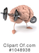 Brain Clipart #1048938 by Julos