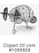 Brain Clipart #1056828 by Julos