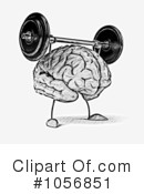 Brain Clipart #1056851 by Julos