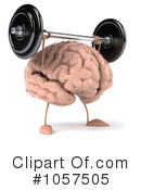 Brain Clipart #1057505 by Julos