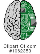 Brain Clipart #1062353 by Vector Tradition SM