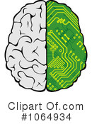 Brain Clipart #1064934 by Vector Tradition SM