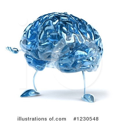 Brain Clipart #1230548 by Julos