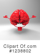 Brain Clipart #1238802 by Julos