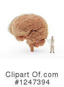 Brain Clipart #1247394 by Mopic