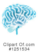 Brain Clipart #1251534 by AtStockIllustration