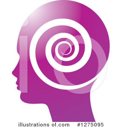 Spiral Clipart #1275095 by Lal Perera