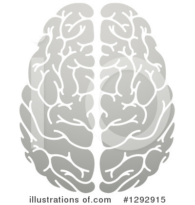 Brain Clipart #1292915 by AtStockIllustration
