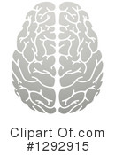 Royalty-Free (RF) Brain Clipart Illustration #1292915