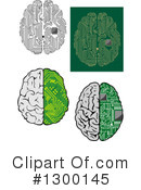 Brain Clipart #1300145 by Vector Tradition SM