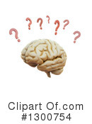 Brain Clipart #1300754 by Mopic