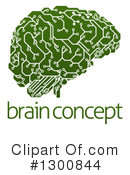 Brain Clipart #1300844 by AtStockIllustration