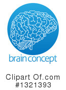 Brain Clipart #1321393 by AtStockIllustration