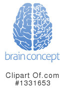 Brain Clipart #1331653 by AtStockIllustration