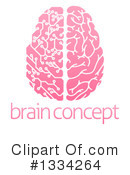 Brain Clipart #1334264 by AtStockIllustration