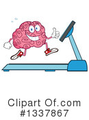 Brain Clipart #1337867 by Hit Toon
