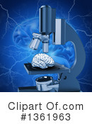 Brain Clipart #1361963 by KJ Pargeter