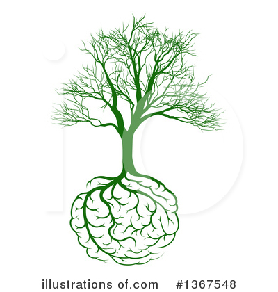 Brain Clipart #1367548 by AtStockIllustration