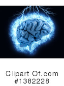 Brain Clipart #1382228 by KJ Pargeter