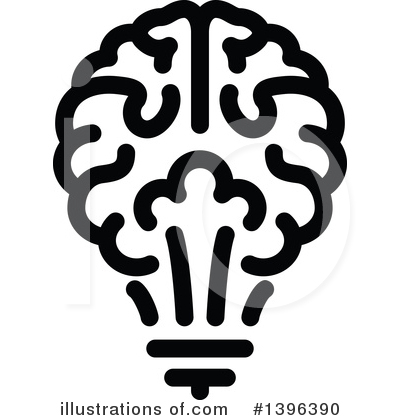Lightbulb Clipart #1396390 by elena
