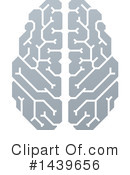 Brain Clipart #1439656 by AtStockIllustration