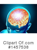 Brain Clipart #1457538 by KJ Pargeter