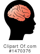 Brain Clipart #1470376 by Lal Perera