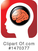 Brain Clipart #1470377 by Lal Perera