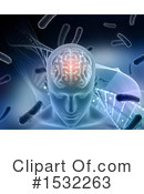 Brain Clipart #1532263 by KJ Pargeter