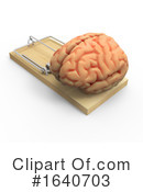 Brain Clipart #1640703 by Steve Young