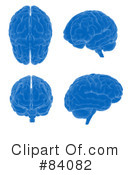 Brain Clipart #84082 by Mopic