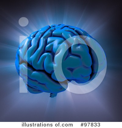 Brain Clipart #97833 by Mopic