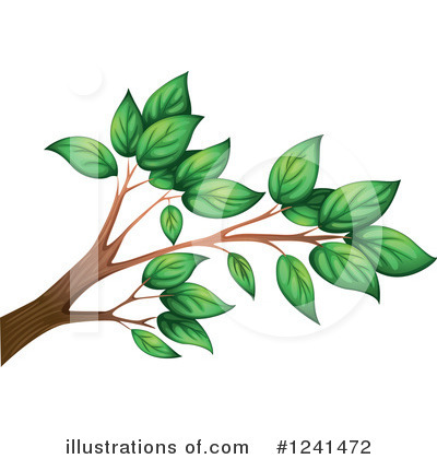 Tree Clipart #1241472 by Graphics RF