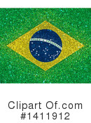 Brazil Clipart #1411912 by KJ Pargeter