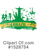 Brazil Clipart #1528754 by Domenico Condello